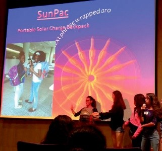 Girls Discover STEM at Scripps